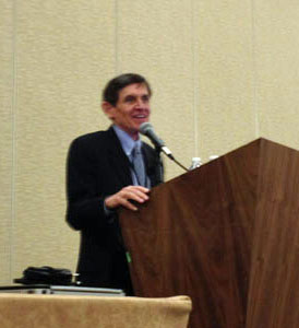 Keynote at the AHIMTA conference in Indianapolis, 4 December 2012