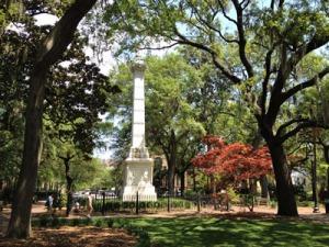Pulaski Monument
