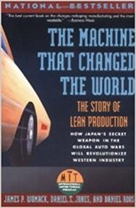 Machine that Changed World Cover