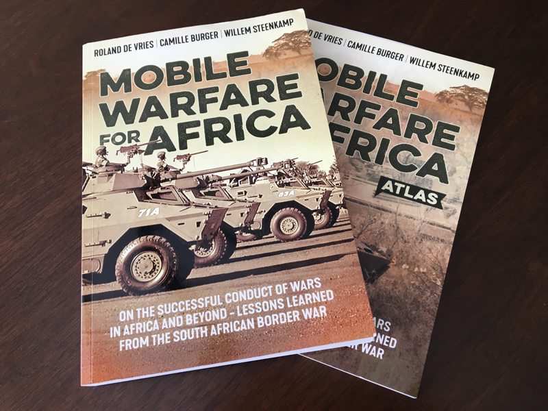 Mobile Warfare For Africa